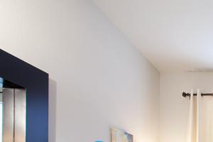 Bedroom at Legacy at Crescent Park Apartments