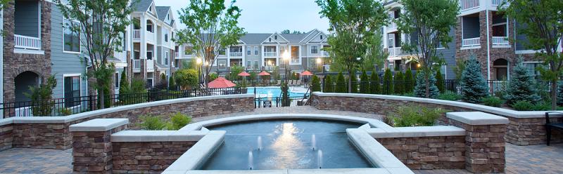 Crescent Park Commons, Greer South Carolina