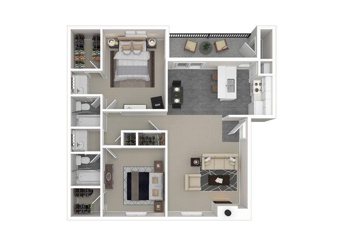 EVEREST Floor Plan 8