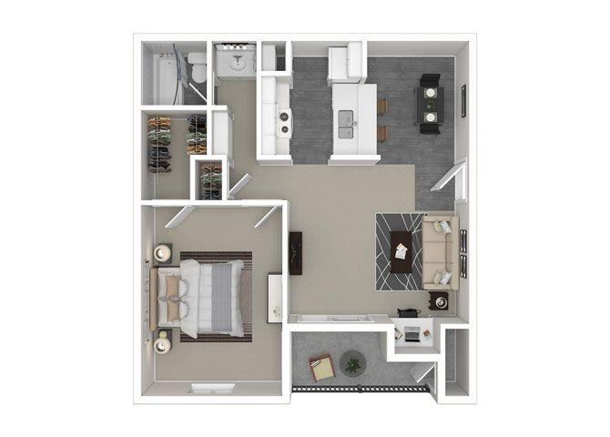 FUJI Floor Plan 4