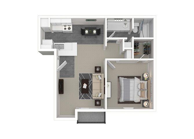 KILIMANJARO Floor Plan 3