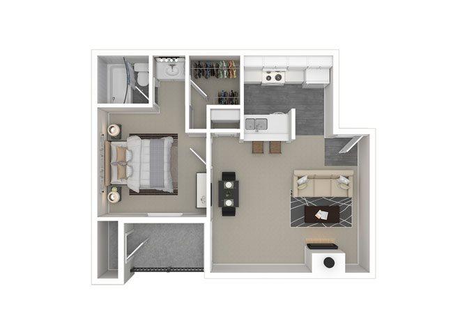 MATTERHORN Floor Plan 2