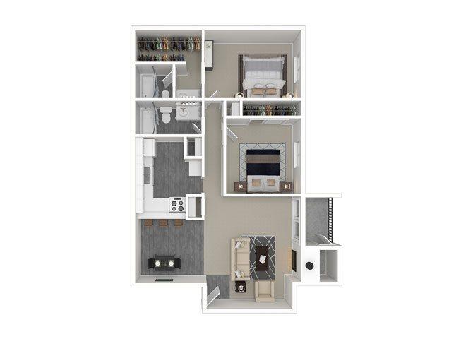 OLYMPUS Floor Plan 7