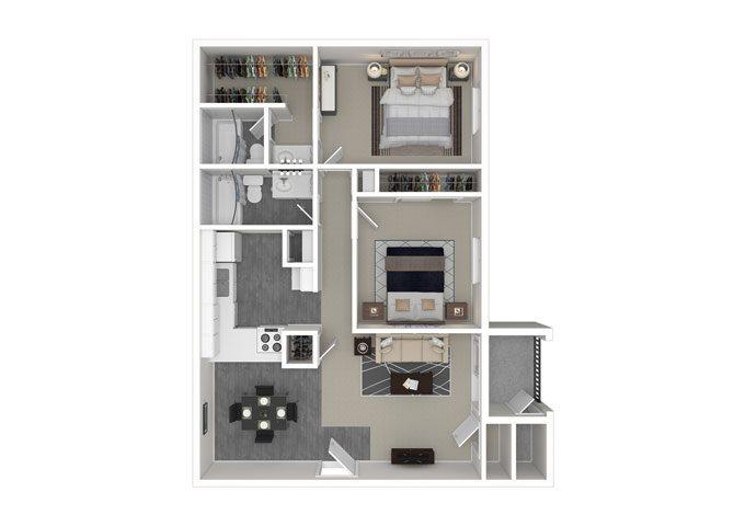 RAINIER Floor Plan 6