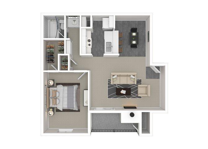 VESUVIUS Floor Plan 5