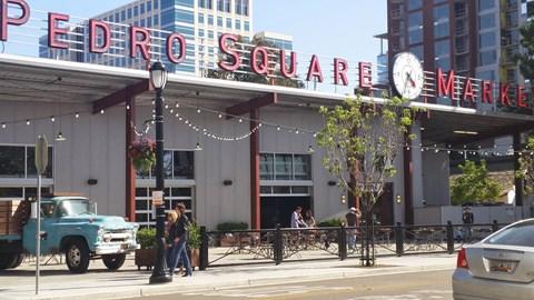 Nearby Pedro Square Market