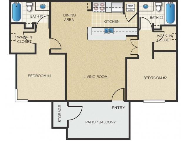 Havasu Floor Plan 4