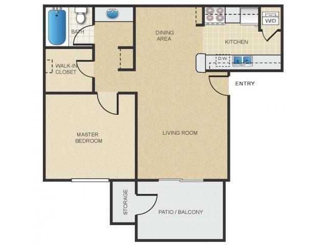 Patagonia Floor Plan 2