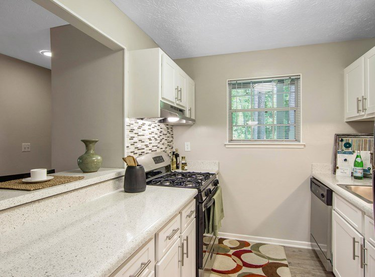 Dunwoody Village Fully Equipped Kitchen
