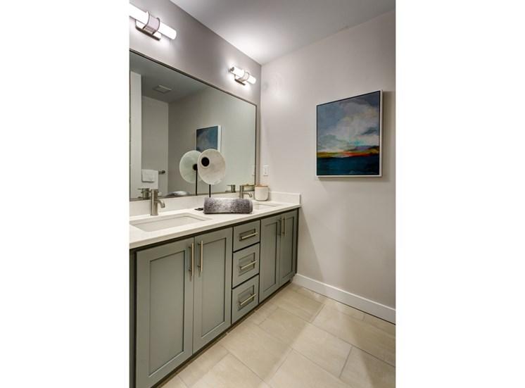 Icon Apartments in Norfolk bath