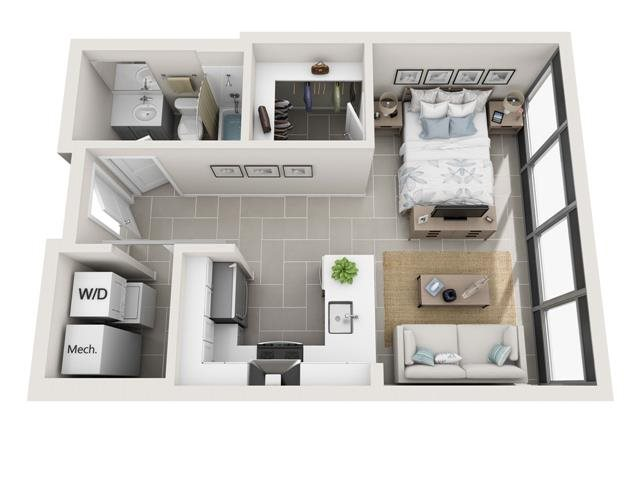 Lennon Floor Plan 2