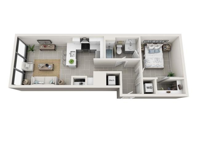 Presley Floor Plan 4