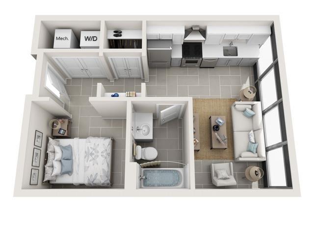 Taylor Floor Plan 1