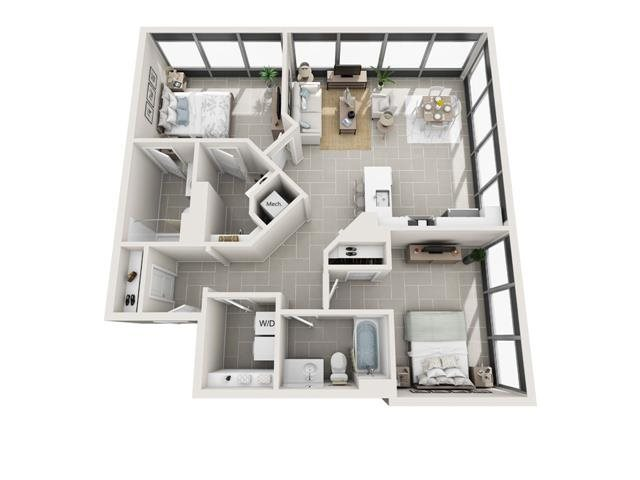 Hemmingway Floor Plan 6