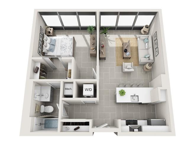 Hepburn Floor Plan 3