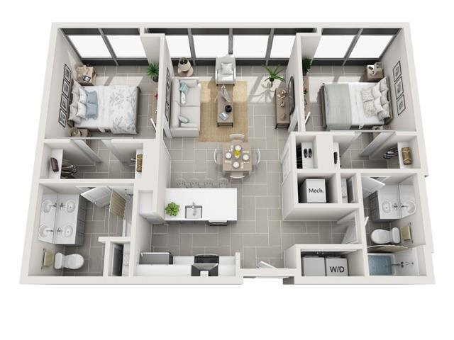 Kennedy Floor Plan 5