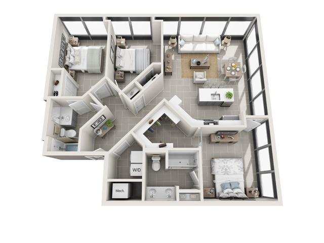 Monroe Floor Plan 7