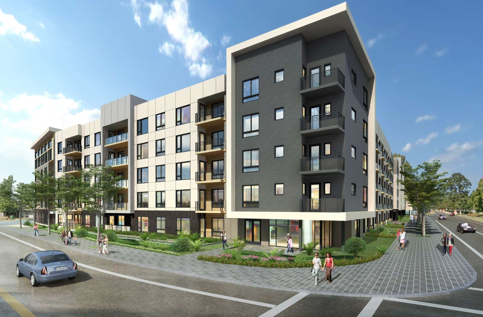 Baseline 158 Apartments In Beaverton Or