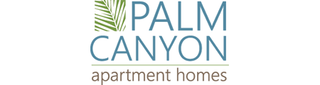 Logo of Palm Canyon Apartment Homes