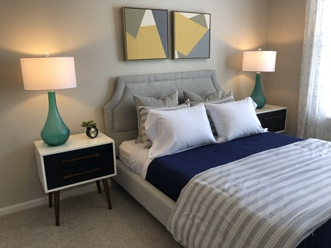 Relax in our comfy bedrooms.