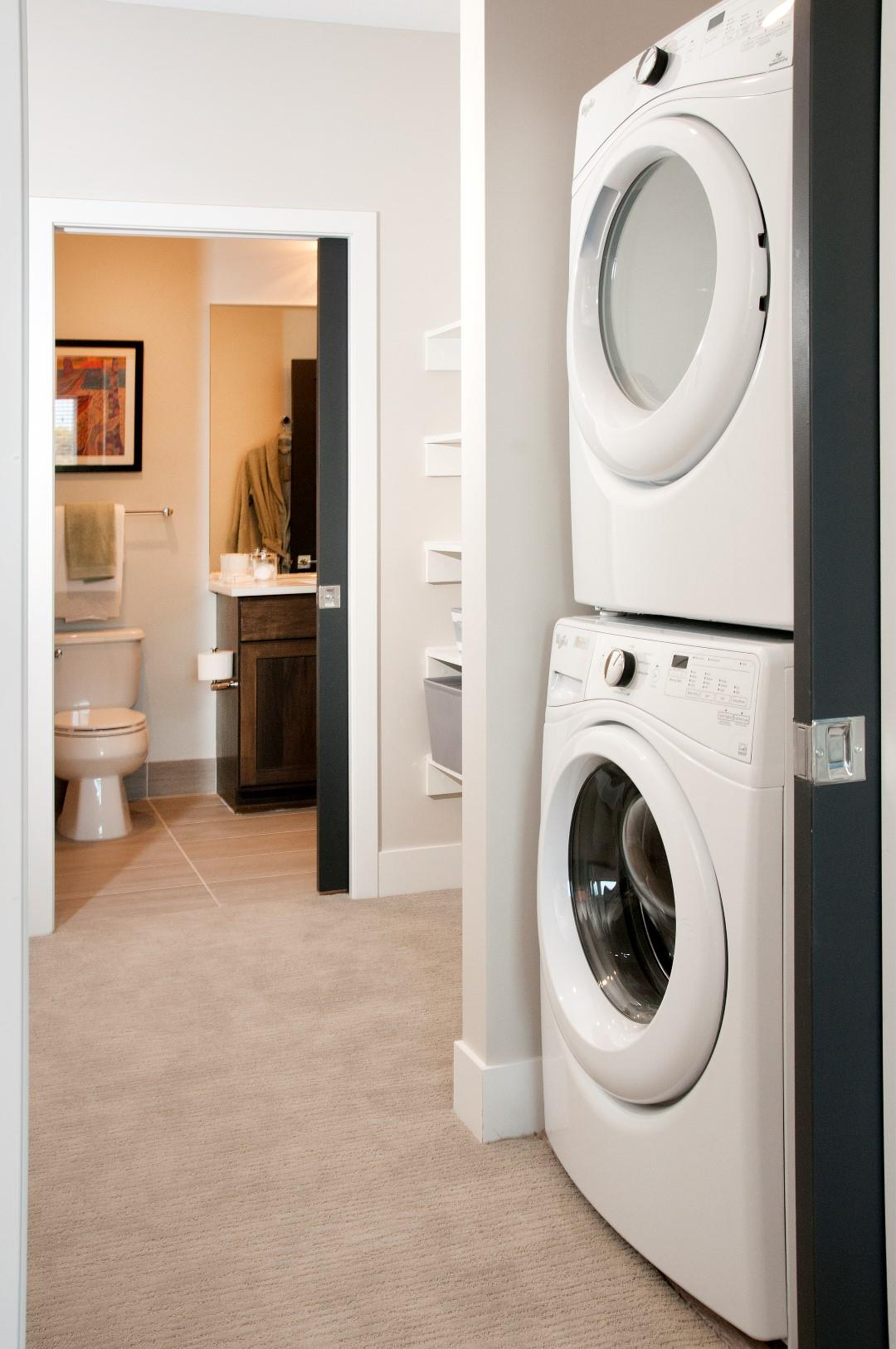 Washers/Dryers Available at The Finn Apartments, Minnesota, 55116