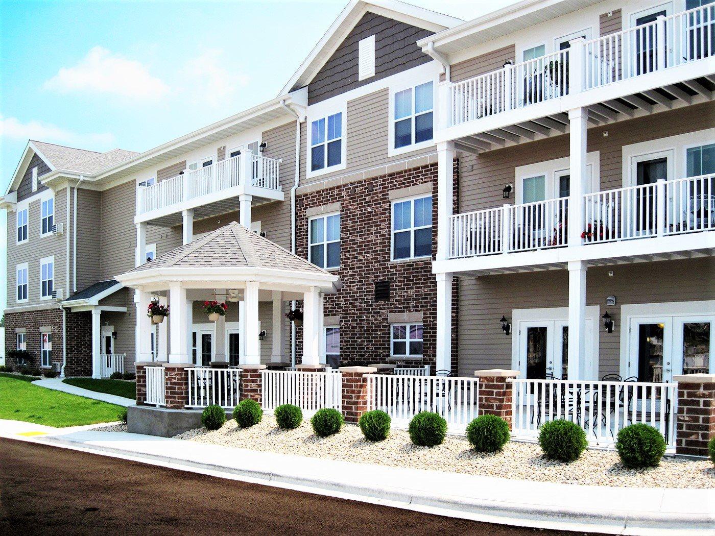 Madison Place Senior Apartments
