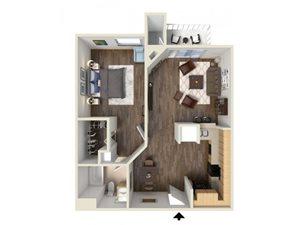 SAGE floor plan.