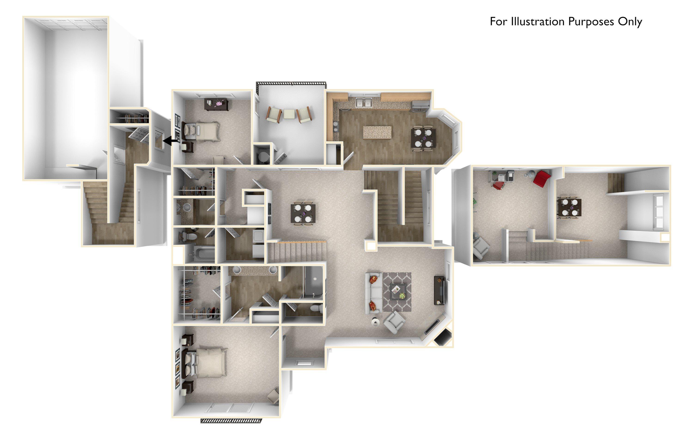 Skyros Floor Plan 3