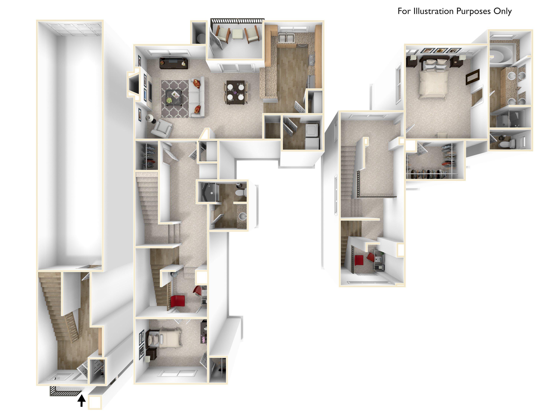 Sorrell Floor Plan 2