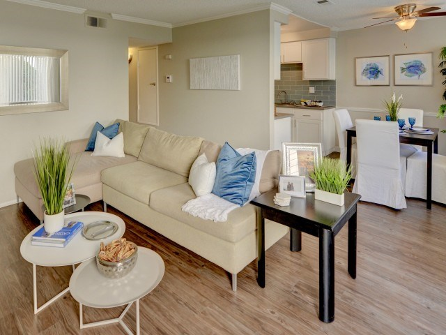 Santee, CA Apartments for Rent - Highline Living Room