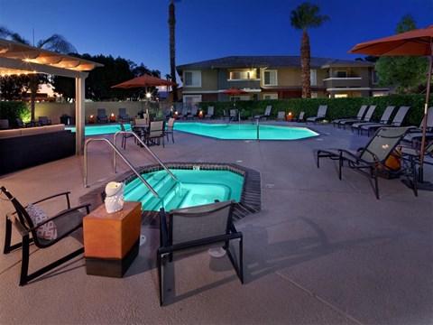 MiraBella Apartments in Bermuda Dunes CA - Pool