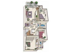 Willow floor plan.