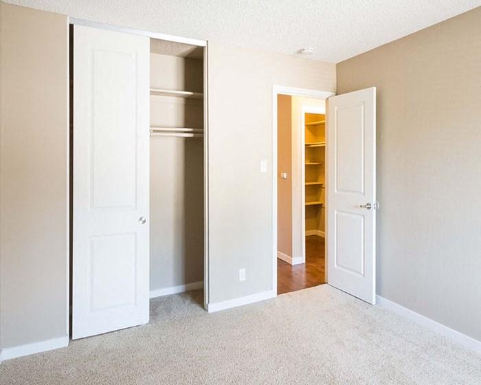 Walnut Creek CA Apartments for Rent-The Meridian Bedroom Closet