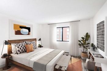 1881 Brunswick Street Studio-3 Beds Apartment for Rent Photo Gallery 1