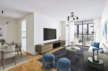 8 Silver Maple Court 1-2 Beds Apartment for Rent Photo Gallery 1