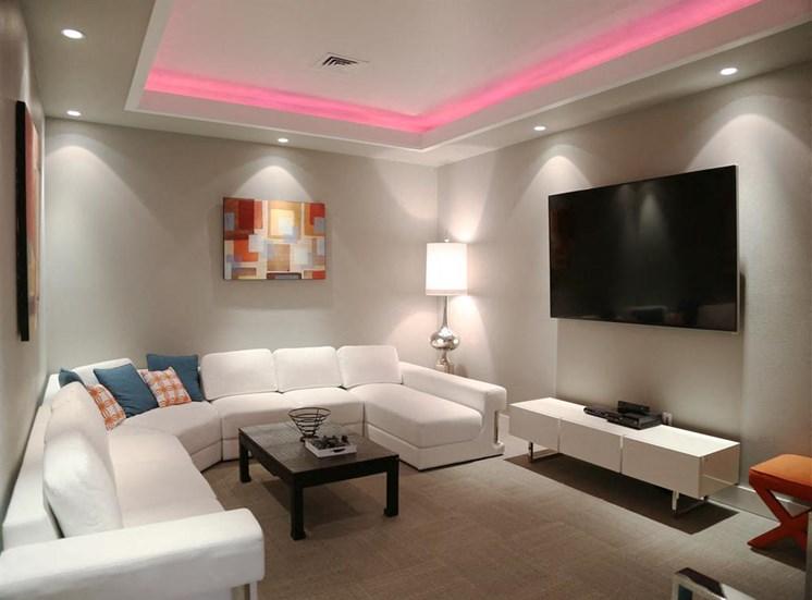 Posh Resident Lounge at Corso Apartments, Montana, 59801