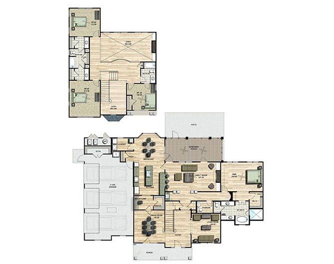 Mabry Manor 3347 Floor Plan 44