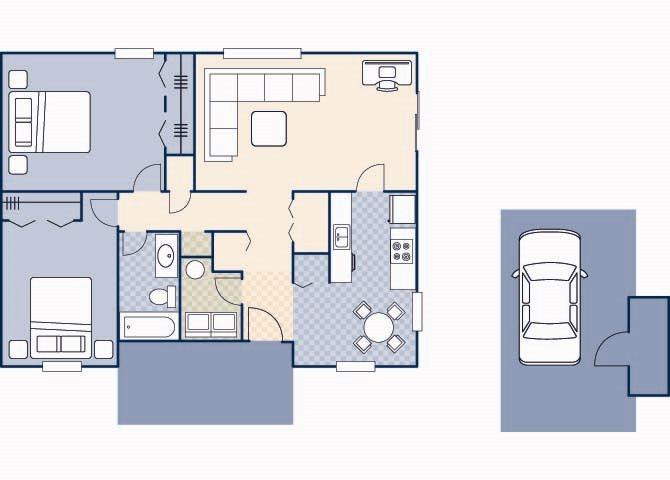 Pierce Terrace 7 1200 Floor Plan 32