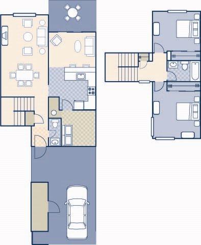 Pierce Terrace 7 1250 Floor Plan 33