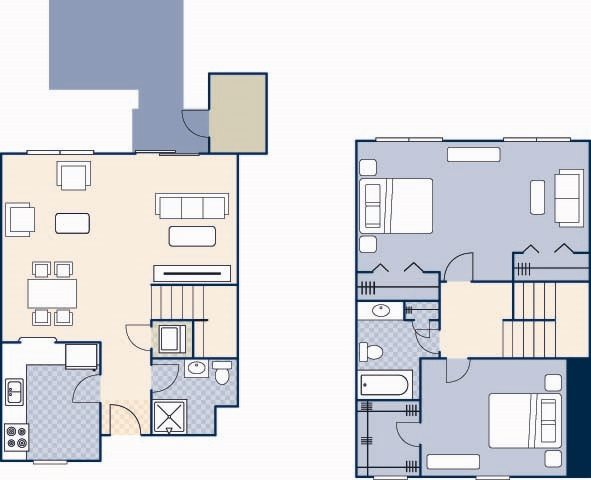 Pierce Terrace 5 1350 Floor Plan 24