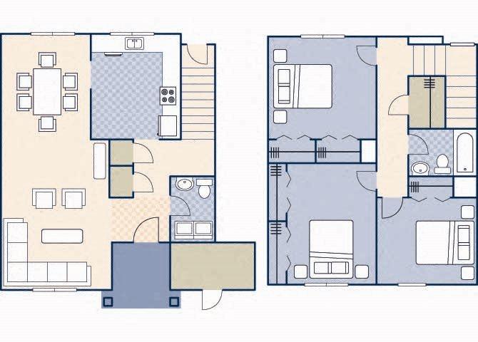 Pierce Terrace 7 1500 Floor Plan 34