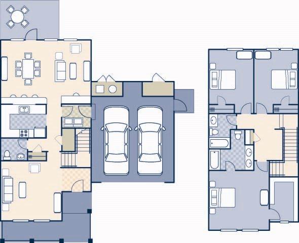 Pierce Terrace 1 2032 Floor Plan 2