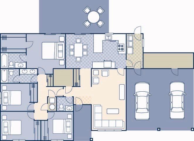 Pierce Terrace 7 1718 Floor Plan 35