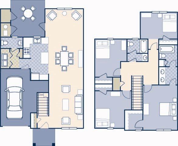 Pierce Terrace 3 1944 Floor Plan 12