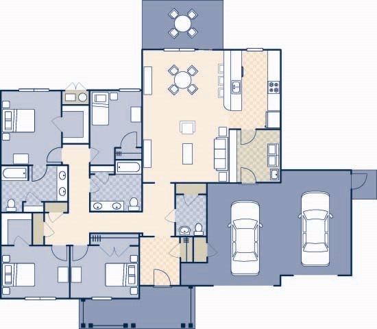 Pierce Terrace 1 2202 Floor Plan 5