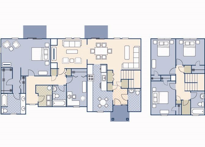 Pierce Terrace 5 2475 Floor Plan 28