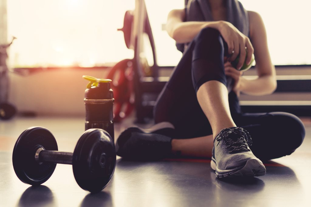 Stay in shape with our wellness club