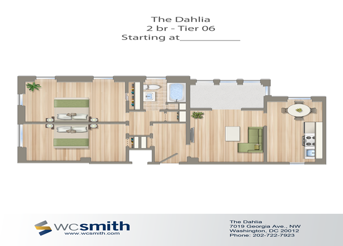 1003-square-foot-two-bedroom-apartment-floorplan-available-for-rent-Dahlia-apartments