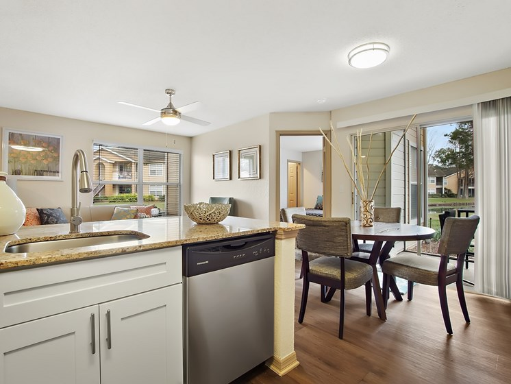 Sleek Interior Finishes at Retreat at Crosstown, Riverview, FL