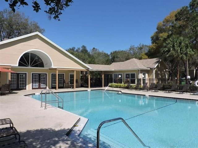 Refreshing Pool at Retreat at Crosstown, Riverview, FL